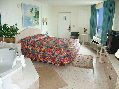 Oceanfront Rooms Suites And Efficiencies At Daytona Beach